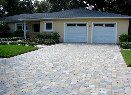 Tampa Driveway Paver Remodel In St Pete Clearwater Fl