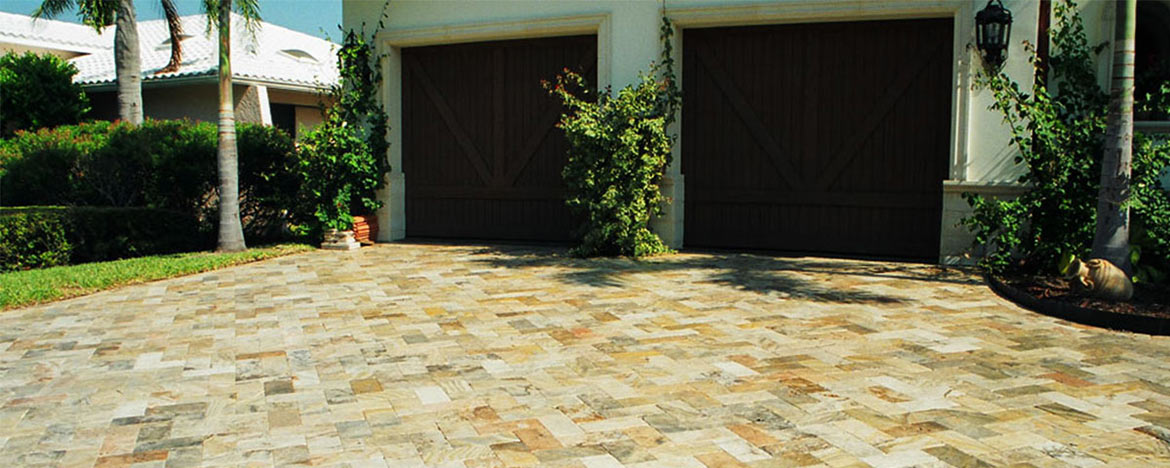 Ordinaire Clay Paver Driveways